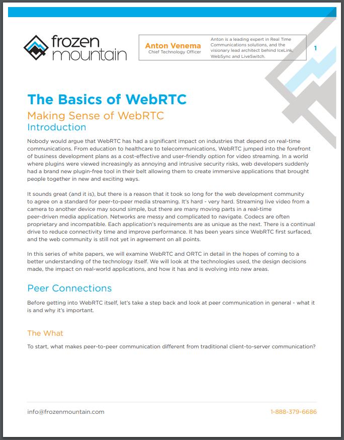 Basics_of_WebRTC