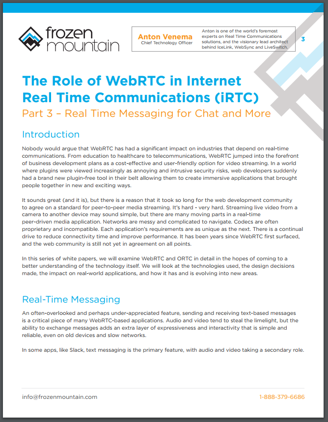 Real_time_Messaging_and_Chat