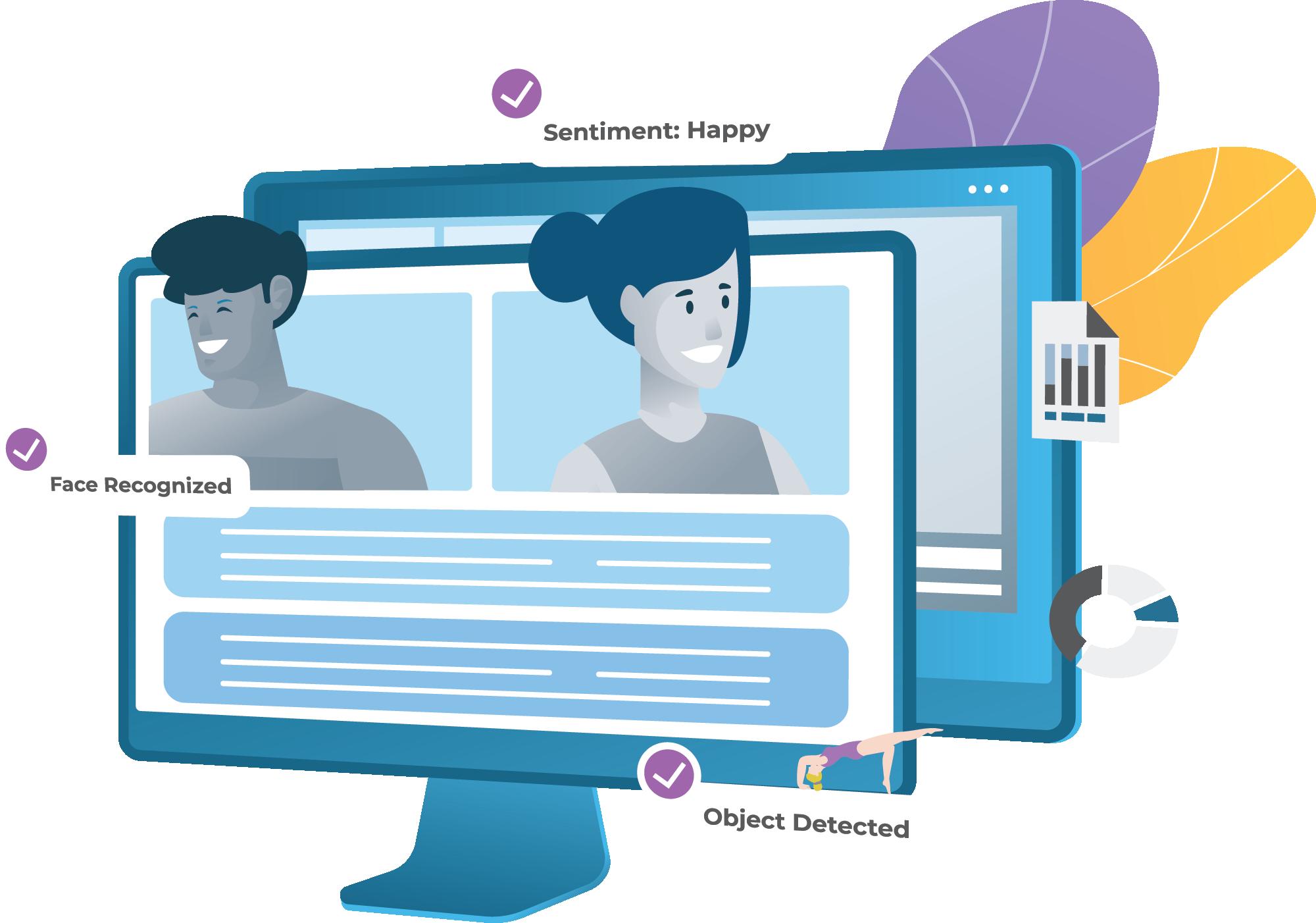 WebRTC Video Platform with AI Capabilities