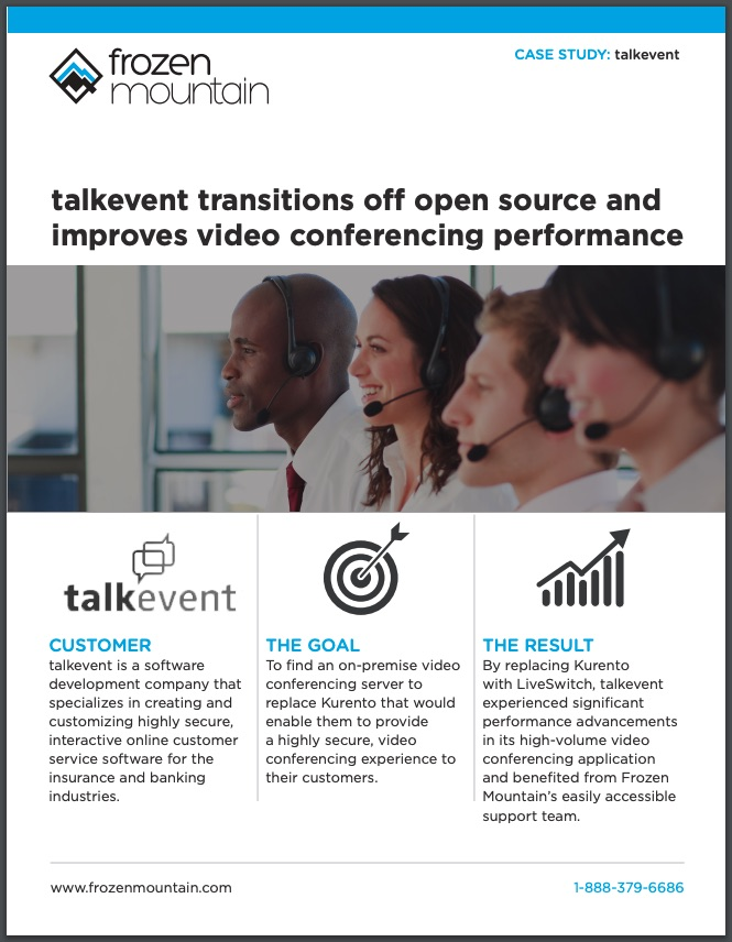 LiveSwitch-OpenSource-TalkEvent