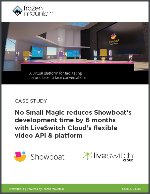 Virtual Event Platform Application Development - No Small Magic