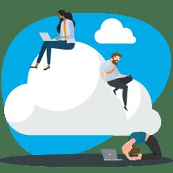 Fully Managed WebRTC-based Live Video Cloud Platform