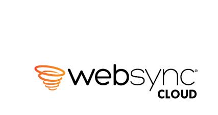 Websync® Cloud Illustration and Logo