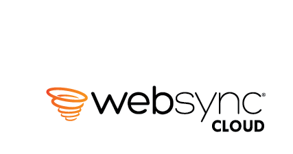 WebSync Cloud WebRTC signaling