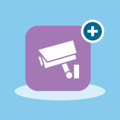 Embed WebRTC in IP Cameras, Surveillance
