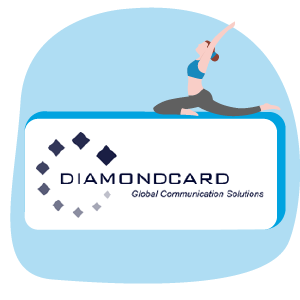 Video Calling & Conferencing Using DiamondCard and WebRTC