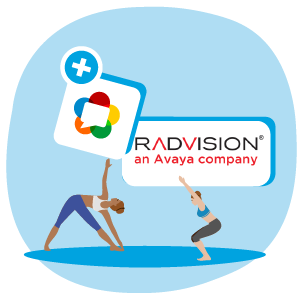 Radvision WebRTC Gateway Connector